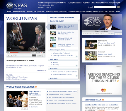ABC News - World News